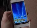 视频:华为智能机Ascend D2真机试玩