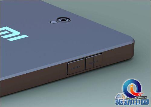 小米3概念设计图曝光 被称iphone 魅族结合_新闻_手机