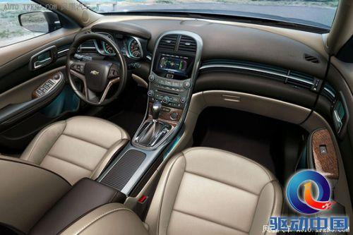 2013款 雪佛兰迈锐宝eco(美规)   此次改款,重点集中在车内,高清图片