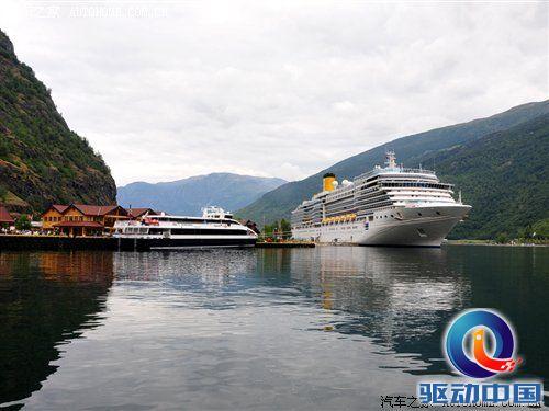 高山火车和松娜峡湾 挪威卑尔根游记 汽车之家
