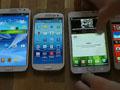 网上曝光三星Galaxy S4真机试玩