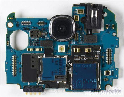 s7手机主板图解