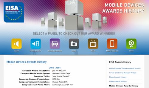 0821-华为P6斩获欧洲EISA最佳消费型智能手机大奖 2-206