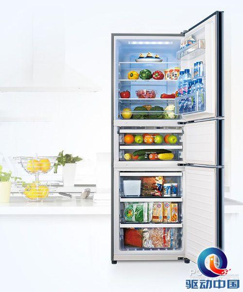 松下三门风冷冰箱全国首测(3)
