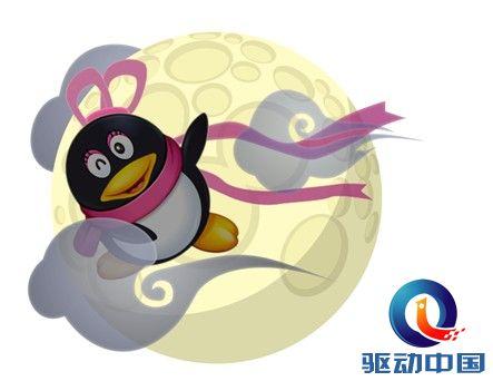 qq企鹅创意头像