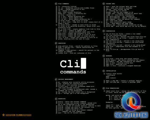 CliCommandsFull