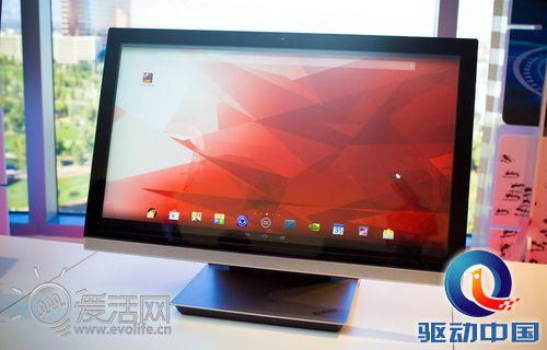联想全新4K显示器:内置Android系统不用主机也能运行