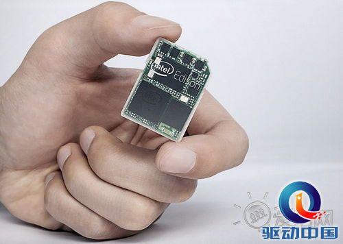 """仅有SD卡大小 英特尔宣布超微型迷你电脑""""Edsion"""""""