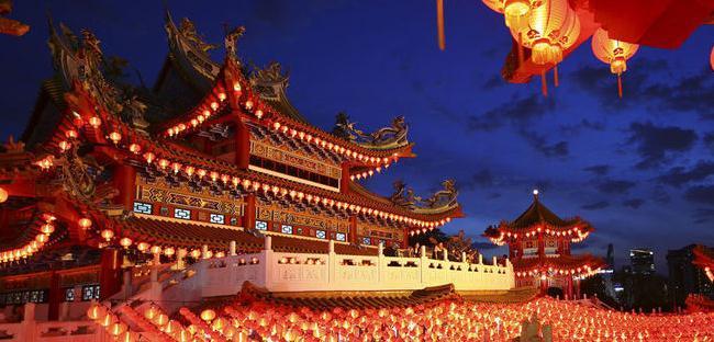 外国媒体镜头下的中国春节