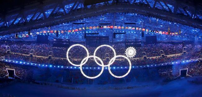 冬奥会开幕式现场闹乌龙 奥运五环变四环