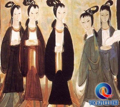 探索古代美女妃嫔殉葬之谜(2)