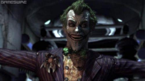 小丑《蝙蝠侠:阿甘疯人院》