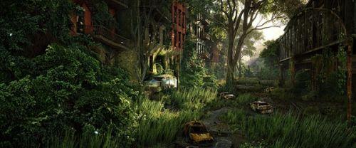 《孤岛危机3》游戏截图曝光