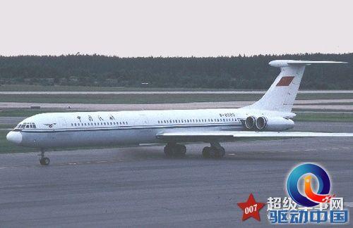 中国领导人专机揭秘 乘用与政治待遇挂钩图片