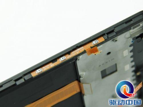 内部结构简单易维修 小米平板拆机评测(2)