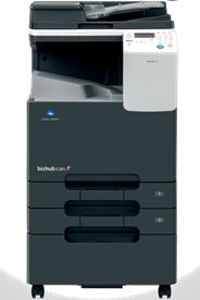 柯尼卡美能达入门级A3彩色数码复合机新品bizhub C281