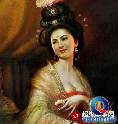 揭秘体重138斤的杨贵妃为何受到唐玄宗宠爱?