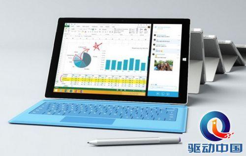 Surface Pro全系驱动/固件更新 现已加入...