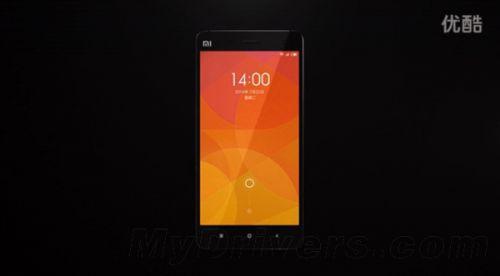 官方出品:小米手机4工艺、3D演示视频