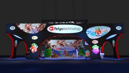chinajoy曝光开幕蠕虫心灵展台设计首次在即wow飞鱼坐骑科技什么样图片