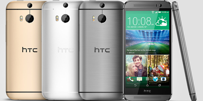 HTC超越苹果与三星 成为用户首选品牌