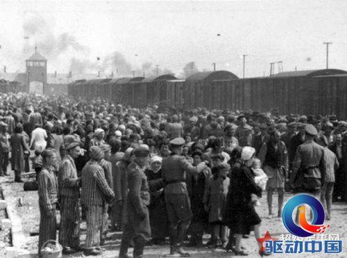 纳粹屠杀犹太人儿童