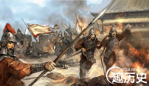 盘点:中国古代战争史上的十大惊人奇迹(4)