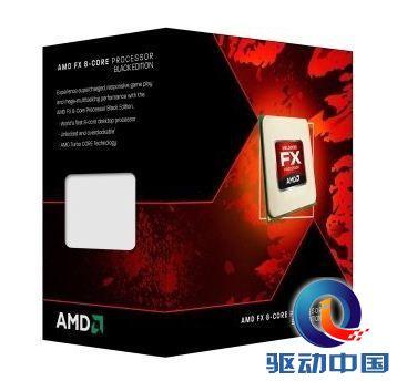 八核高频网吧神器 AMD新款FX 8300全面来袭