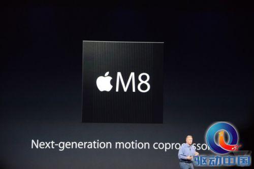 性能升级 iPhone6搭载新A8+M8芯片组合
