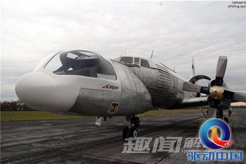 这种古怪的飞机总共仅生产了5架