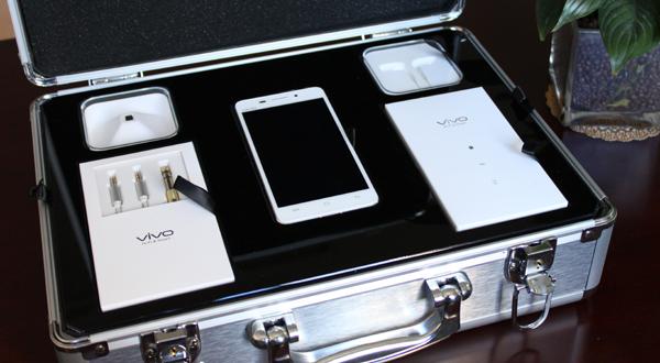 移动录音棚 K歌手机vivo X5L评测