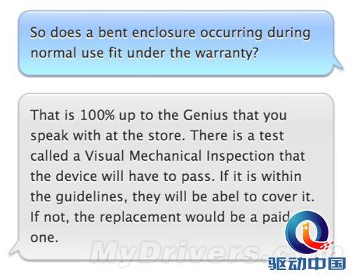 苹果:被坐弯的iPhone 6/6 Plus可换新