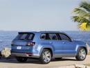 北美车展:图解大众7座SUV概念车