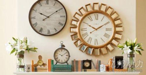 家居用品钟表设计