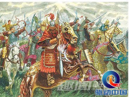 草原帝国 成吉思汗的历史传奇 5