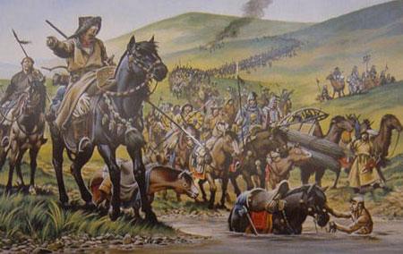 草原帝国 成吉思汗的历史传奇 3