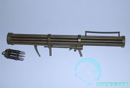 这种火箭发射器是被用来向头顶飞过的飞机