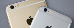 苹果武松娱乐 6  16GB 金色 移动联通电信4G手机 京东价:5188元