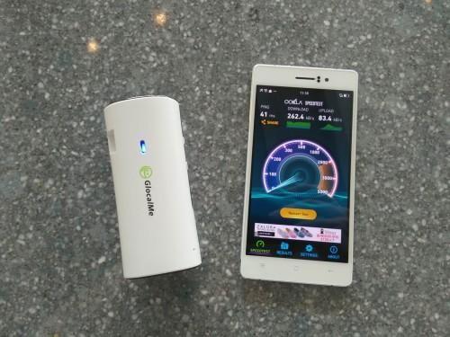 随身wifi低延迟吉客猫G1香港实地评测