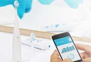 智能监测功能 实用新型电动牙刷