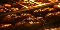 麻辣鸡翅现场制作 万和中式电烤箱首测