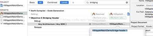 怎样在Apple Watch上集成环信SDK
