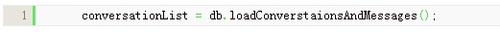环信李楠:IM客户端数据库加载过程优化