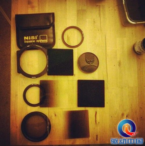 NiSi 滤镜器材品鉴