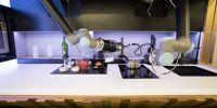 全球首款全自动厨房  只需轻点按钮就能坐享美味