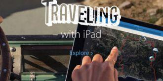 苹果发布新页面和视频广告:一切从 iPad 开始改变