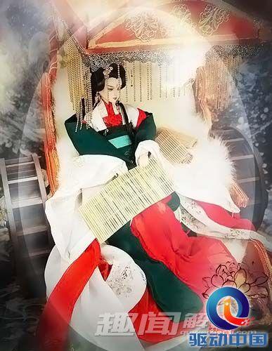 盘点:中国上古神话传说中的十大女神