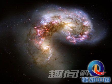 宇宙大揭秘:太空中十大最奇怪的宇宙现象