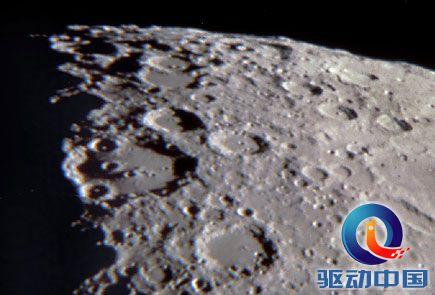 揭开月球上十大不为人知的秘密