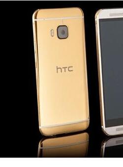 24K镀金版HTC M9来袭